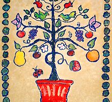 Tree of Life by Ginny Schmidt