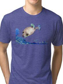Casper - Ocean Series Tropical Fish Tri-blend T-Shirt
