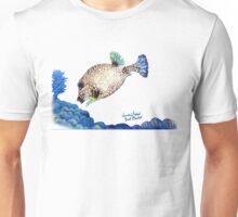 Casper - Ocean Series Tropical Fish Unisex T-Shirt