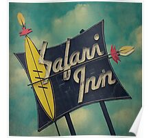 Safari Inn Poster