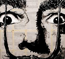 salvador by Loui  Jover