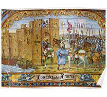 Conquista de Almeria Poster