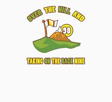 Funny 90th Birthday Golf Gift Unisex T-Shirt