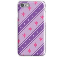 Twilight Sparkle Pattern iPhone Case/Skin