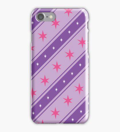 Twilight Sparkle Pattern iPhone Case/Skin