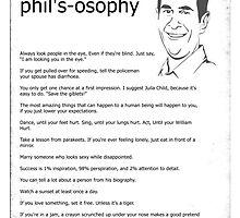 Phil Dunphy: phil's-osophy by sjanssen