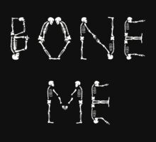 Bone Me tee by ashlynd