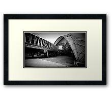 Incheon Airport I Framed Print