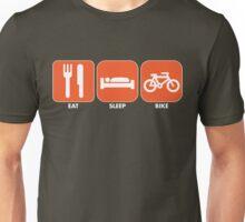 Eat Sleep Blike Unisex T-Shirt