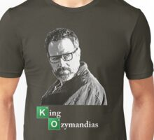 King Walter Ozymandias Unisex T-Shirt