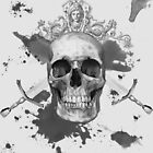 Skull & Swords by JebRand