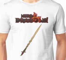 Dragon Hunter's Sword Unisex T-Shirt