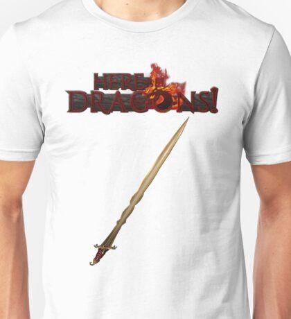 Dragon Hunter's Sword Unisex T-Shirt