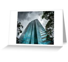 Waterfront Place Greeting Card
