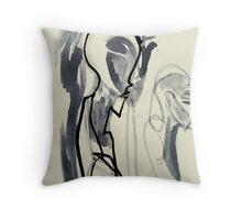brancusi dance Throw Pillow