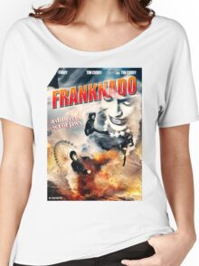 FRANKNADO! Women's Relaxed Fit T-Shirt