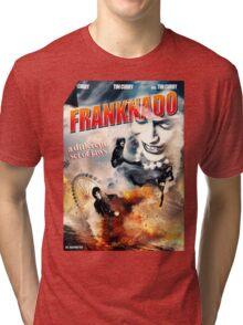 FRANKNADO! Tri-blend T-Shirt