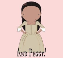 AND PEGGY Baby Tee
