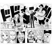 Ennies Lobby Manga Poster