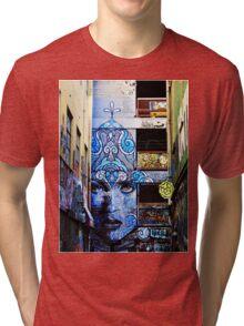 Melbourne Lane Way 101 Tri-blend T-Shirt