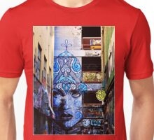 Melbourne Lane Way 101 Unisex T-Shirt