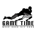 Game Time - Tackle (White) by Adamzworld