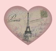 Paris in my heart by Ragcity