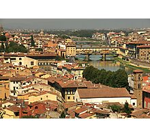 In Love With Firenze - 1 ©  Photographic Print