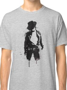 Michael Jackson ink Portrait Classic T-Shirt