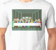 The Last Supper Unisex T-Shirt