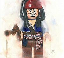 Captain jack by Deborah Cauchi