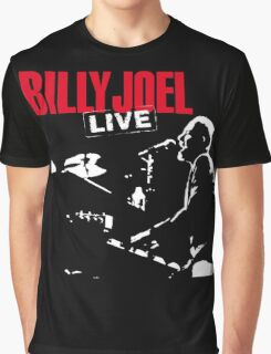 BILLY JOEL LIVE 2016 Graphic T-Shirt