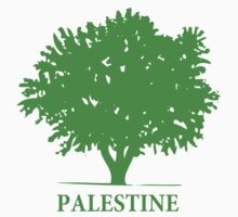 Palestine olive tree T shirts & Gifts One Piece - Short Sleeve