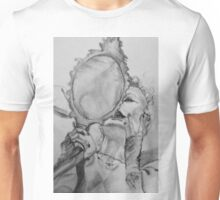Showgirl in the Mirror Unisex T-Shirt