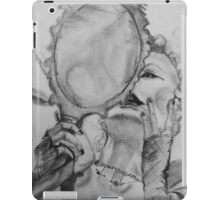 Showgirl in the Mirror iPad Case/Skin