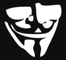 Guy Fawkes Mask by seoart