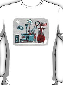 Captain Moonlight T-Shirt