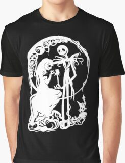 A Nightmare Before Christmas Graphic T-Shirt