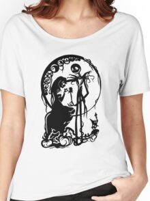A Nightmare Before Christmas Women's Relaxed Fit T-Shirt