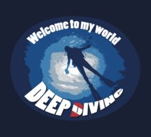 Deep Diving #2 by eleni dreamel