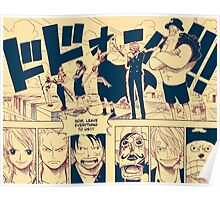 Ennies Lobby Manga Hope Poster
