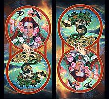 Hourglass- The Short Eternity by Italia Ruotolo