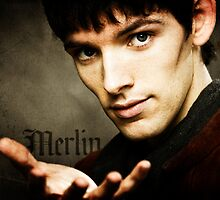 Merlin by UtherPendragon