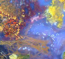 Fairy Garden (Moss Agate) by Stephanie Bateman-Graham