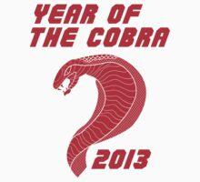 Year of the Cobra Kids Tee