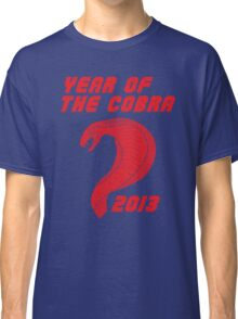 Year of the Cobra Classic T-Shirt