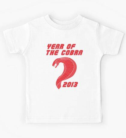 Year of the Cobra Kids Tee