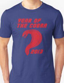 Year of the Cobra T-Shirt