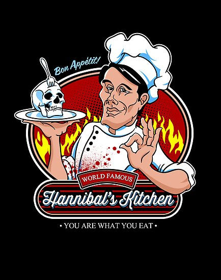Hannibal's Kitchen by zerobriant