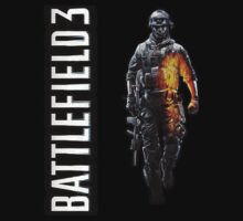 Battlefield 3 soldier hoodie zipper by jeffcrazy